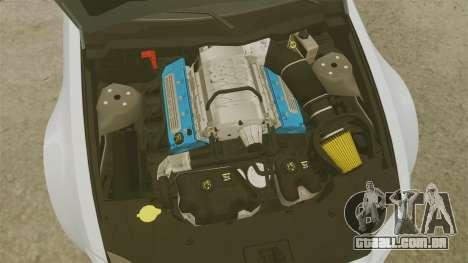Ford Mustang GT 2013 NFS Edition para GTA 4 vista lateral