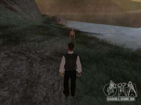 Um mito sobre o pescador para GTA San Andreas sexta tela