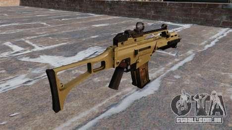 Tactical rifle de assalto HK G36C para GTA 4 segundo screenshot