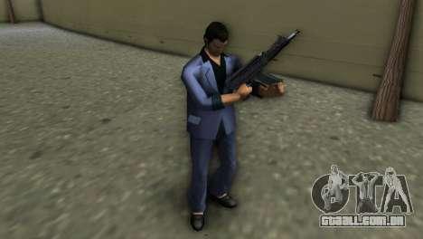 Dragunov automática compacta (MA) para GTA Vice City segunda tela