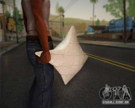Travesseiro para GTA San Andreas terceira tela