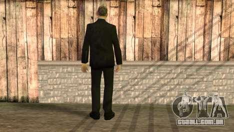 Branca de neve para GTA San Andreas segunda tela