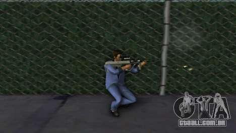 Steyr AUG para GTA Vice City quinto tela