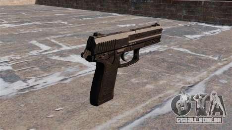 Pistola HK USP para GTA 4 segundo screenshot