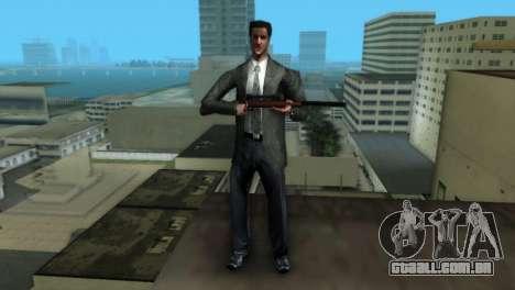 Max Payne para GTA Vice City segunda tela