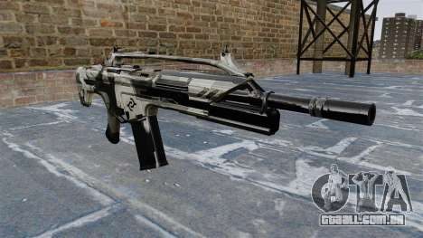 Automático Crysis 2 para GTA 4