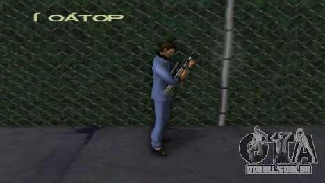 Steyr AUG para GTA Vice City segunda tela