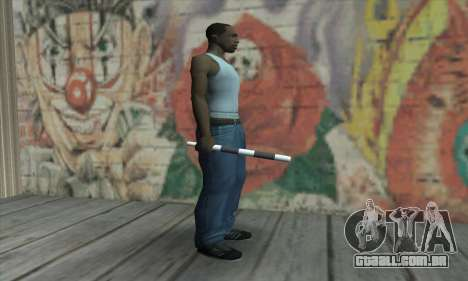 Wand G.I.B.D.D. para GTA San Andreas terceira tela