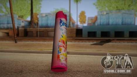 Purificador de ar para GTA San Andreas