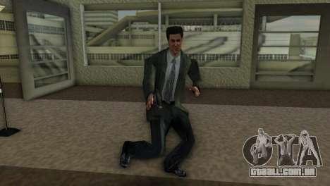 Max Payne para GTA Vice City
