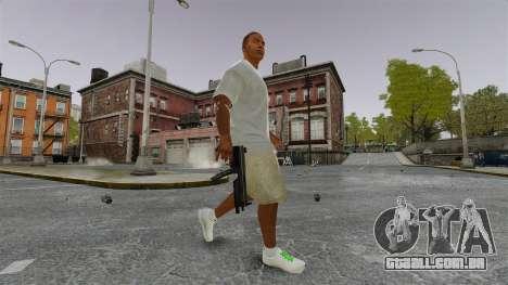 Franklin Clinton v3 para GTA 4 por diante tela