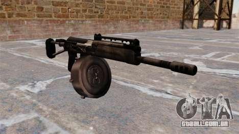Saiga-12 shotgun para GTA 4