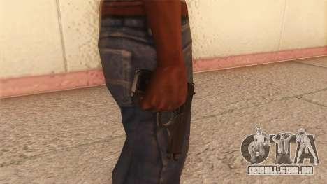 Beretta 92 FS para GTA San Andreas terceira tela