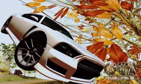 Búfalo de GTA V para GTA San Andreas esquerda vista