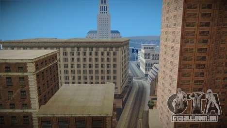 GTA HD Mod 3.0 para GTA San Andreas sétima tela