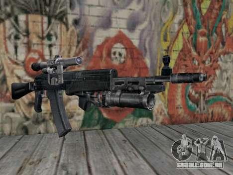 AK-47 de um Stalker para GTA San Andreas