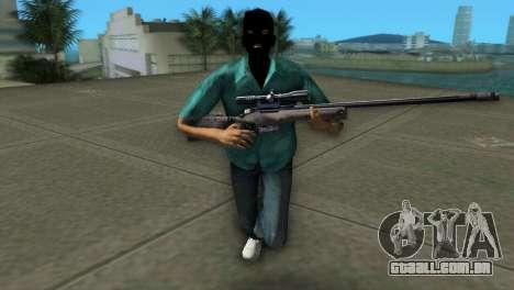 AWP para GTA Vice City por diante tela
