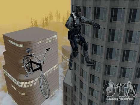 Cell para GTA San Andreas sexta tela