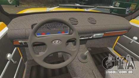Vaz-2101 tuning para GTA 4 vista lateral