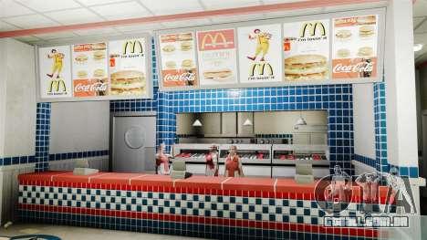 Comer McDonald ' s e Taco Bell para GTA 4 terceira tela