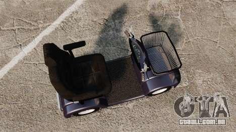 Funny Electro Scooter para GTA 4 vista direita