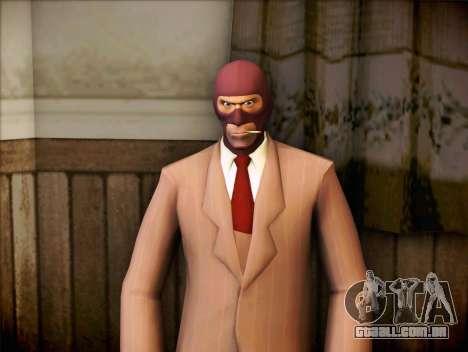 Espião de Team Fortress 2 para GTA San Andreas