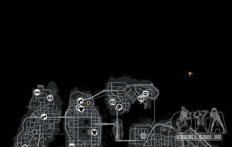 Localização do país das maravilhas do Ártico para GTA 4 oitavo tela
