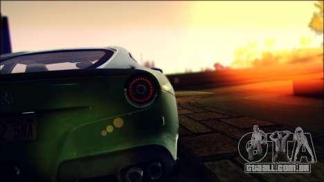 Sonic Unbelievable Shader v7 para GTA San Andreas terceira tela