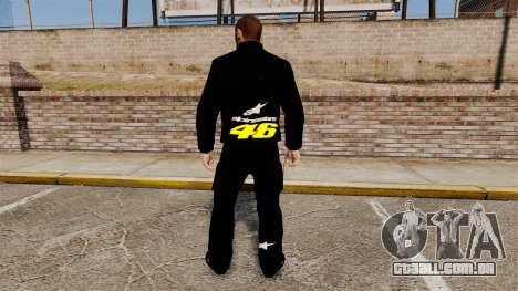 Vestuário-Alpinestars - para GTA 4 segundo screenshot