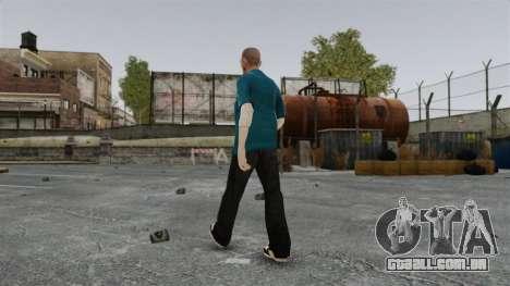 Roupas Patrício para GTA 4 segundo screenshot
