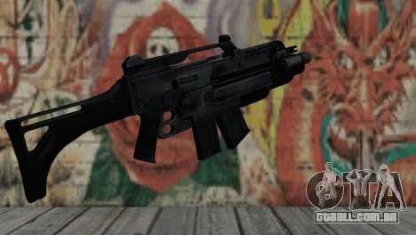 Tommy Jones para GTA San Andreas segunda tela