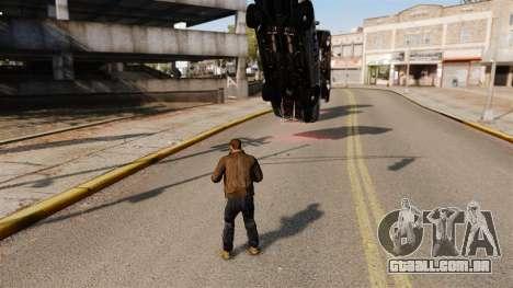 Um bando de super para GTA 4 terceira tela