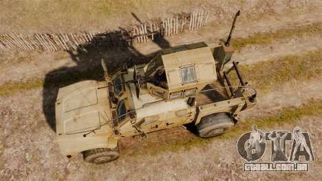 Oshkosh M-ATV para GTA 4 vista direita