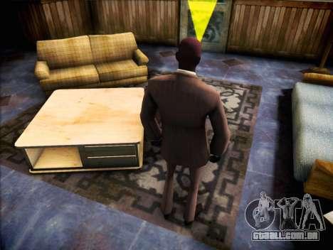 Espião de Team Fortress 2 para GTA San Andreas terceira tela