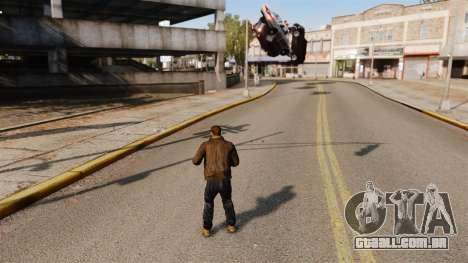 Um bando de super para GTA 4 por diante tela