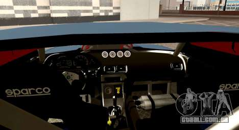Elegy pickup v2.0 para GTA San Andreas vista direita