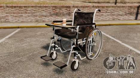 Funny Wheelchair para GTA 4