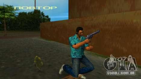 Anaconda para GTA Vice City quinto tela