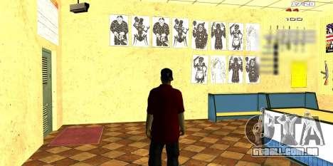 Dois relacionados ao Interior mudar para GTA San Andreas segunda tela