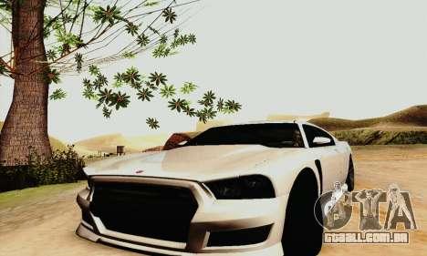 Búfalo de GTA V para GTA San Andreas