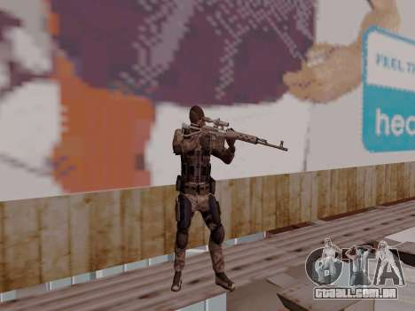 Cell para GTA San Andreas terceira tela
