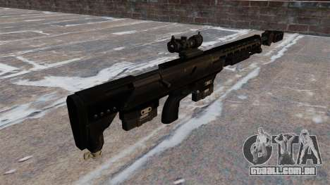 Rifle sniper DSR-Precision GmbH DSR-50 para GTA 4 segundo screenshot