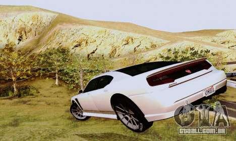 Búfalo de GTA V para o motor de GTA San Andreas