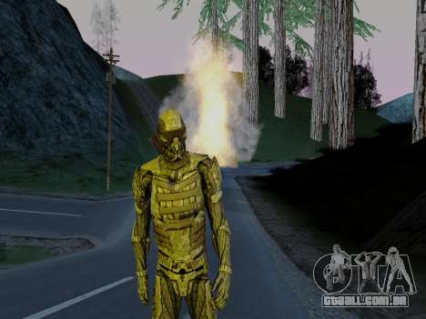Nano-terno coreano de Crysis para GTA San Andreas