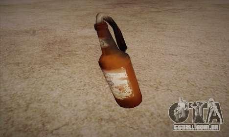 Coquetel Molotov de Left 4 Dead 2 para GTA San Andreas
