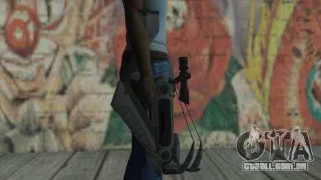 Besta de Timeshift para GTA San Andreas terceira tela