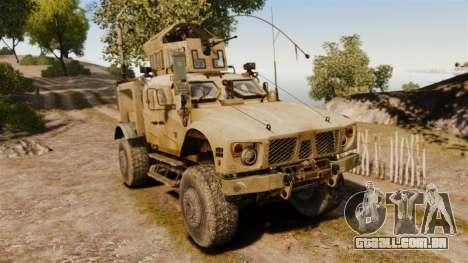 Oshkosh M-ATV para GTA 4