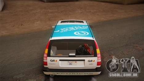 Volvo 850 Estate Turbo 1994 para o motor de GTA San Andreas