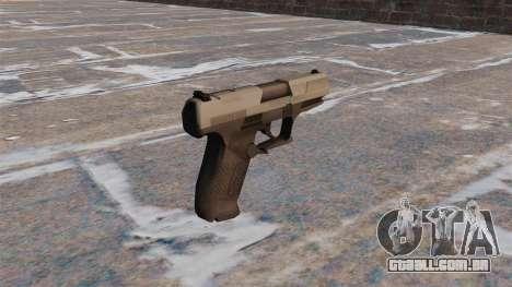 Walther P99 pistola semi-automática MW3 para GTA 4 segundo screenshot