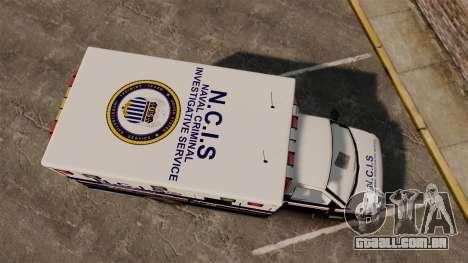 Brute NCIS [ELS] para GTA 4 vista direita